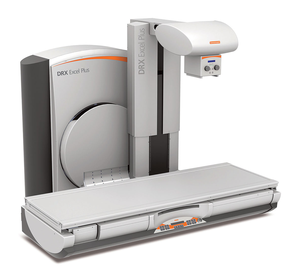 Fluoroscopy - DRX-Excel Plus